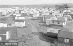 Towyn, Winkups Holiday Camp 1954