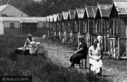 Towyn, Women At Whitby's Camp 1936