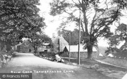 Trawsfynydd, Camp, Officers Mess c.1950
