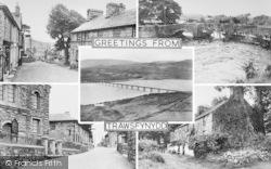 Trawsfynydd, Composite c.1955