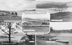 Trawsfynydd, Composite c.1960
