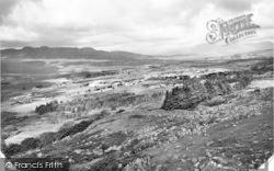 Trawsfynydd, General View c.1960
