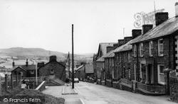 Trawsfynydd, Main Street c.1965