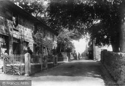 Trawsfynydd, Penygarreg Street 1904