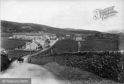 Trawsfynydd, Station Road 1904