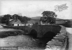 Trawsfynydd, The Bridge 1904