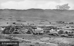 Trawsfynydd, The Camp c.1955