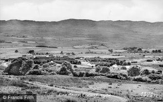 Trawsfynydd, the Camp c1955