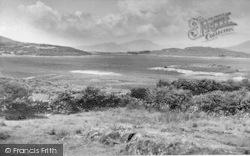 Trawsfynydd, The Lake c.1955