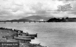 The Lake c.1965, Trawsfynydd
