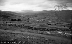 Trawsfynydd, The Ranges c.1965