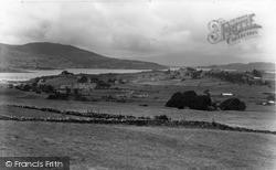 Trawsfynydd, The Village And Lake c.1955