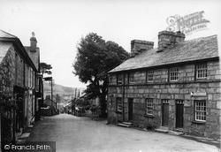 Trawsfynydd, The Village c.1955