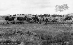 Trawsfynydd, The Village c.1965