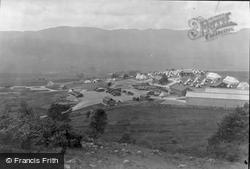 Trawsfynydd, View Of North Camp c.1935