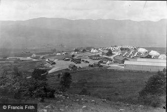 Trawsfynydd, view of North Camp c1935