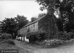 Trawsfynydd, Ysgwrn, Hedd Wyn's House c.1955
