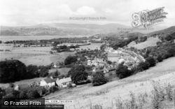 General View c.1965, Tre Taliesin