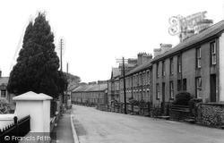 Tre Taliesin, Main Road c.1965