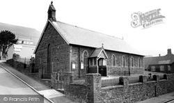 All Saints Church c.1965, Trealaw