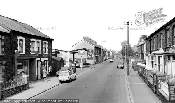 Photo of Trealaw, Brithweunydd Road c.1965