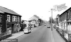 Brithweunydd Road c.1965, Trealaw