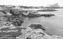 1954, Trearddur Bay