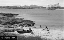Trearddur Bay, 1954