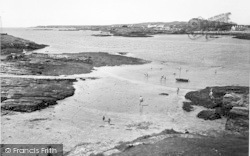 1956, Trearddur Bay