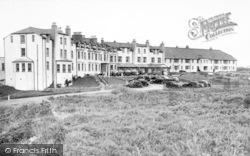 Cliff Hotel c.1955, Trearddur Bay