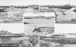 Composite c.1955, Trearddur Bay