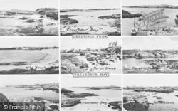 Composite c.1960, Trearddur Bay