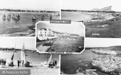 Composite c.1965, Trearddur Bay