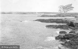 From The Sea c.1890, Trearddur Bay