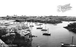 Trearddur Bay, Porth Diana 1956