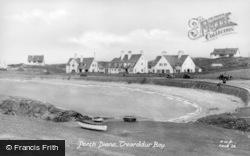 Trearddur Bay, Porth Diana c.1950