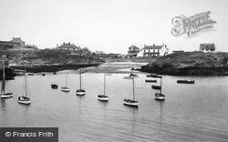 Porth Diana c.1955, Trearddur Bay