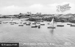Trearddur Bay, Porth Diana c.1955