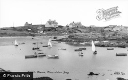 Porth Diana c.1960, Trearddur Bay