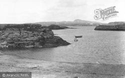 Porth Dinale c.1890, Trearddur Bay
