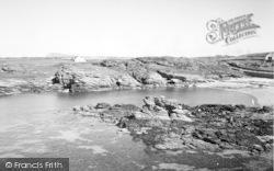 Trearddur Bay, Porth-Y-Post c.1960