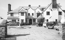 Ravenspoint Hotel c.1960, Trearddur Bay
