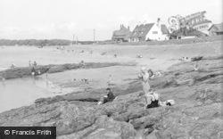Trearddur Bay, The Beach 1936