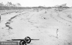 The Beach 1951, Trearddur Bay
