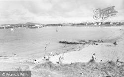 The Beach c.1960, Trearddur Bay