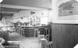 The Cocktail Bar, Beach Hotel c.1965, Trearddur Bay