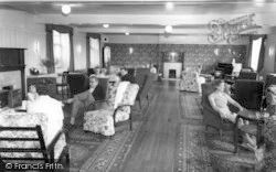 The Lounge, Beach Hotel c.1965, Trearddur Bay