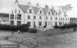 Tre-Arddur Bay Hotel c.1955, Trearddur Bay