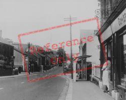 Main Street c.1955, Trebanos
