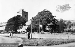 Trecastle, Llywel Church c.1965